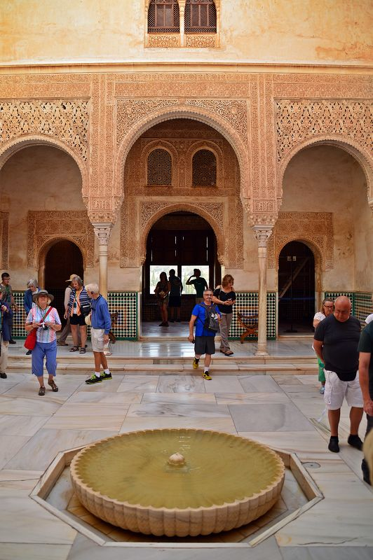 Andalusie 2018 - Alhambra